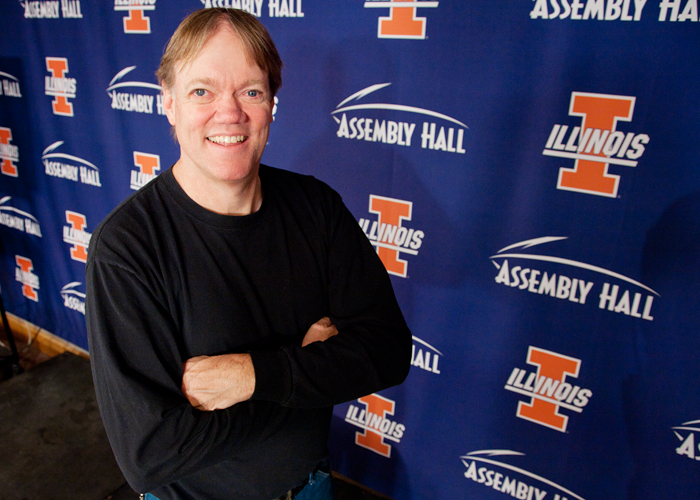 Throughout Dave Roeschs long career in stage management, he has helped many regional and national performers look good while they are on stage. Since 1999, he has managed a variety of shows at Assembly Hall.