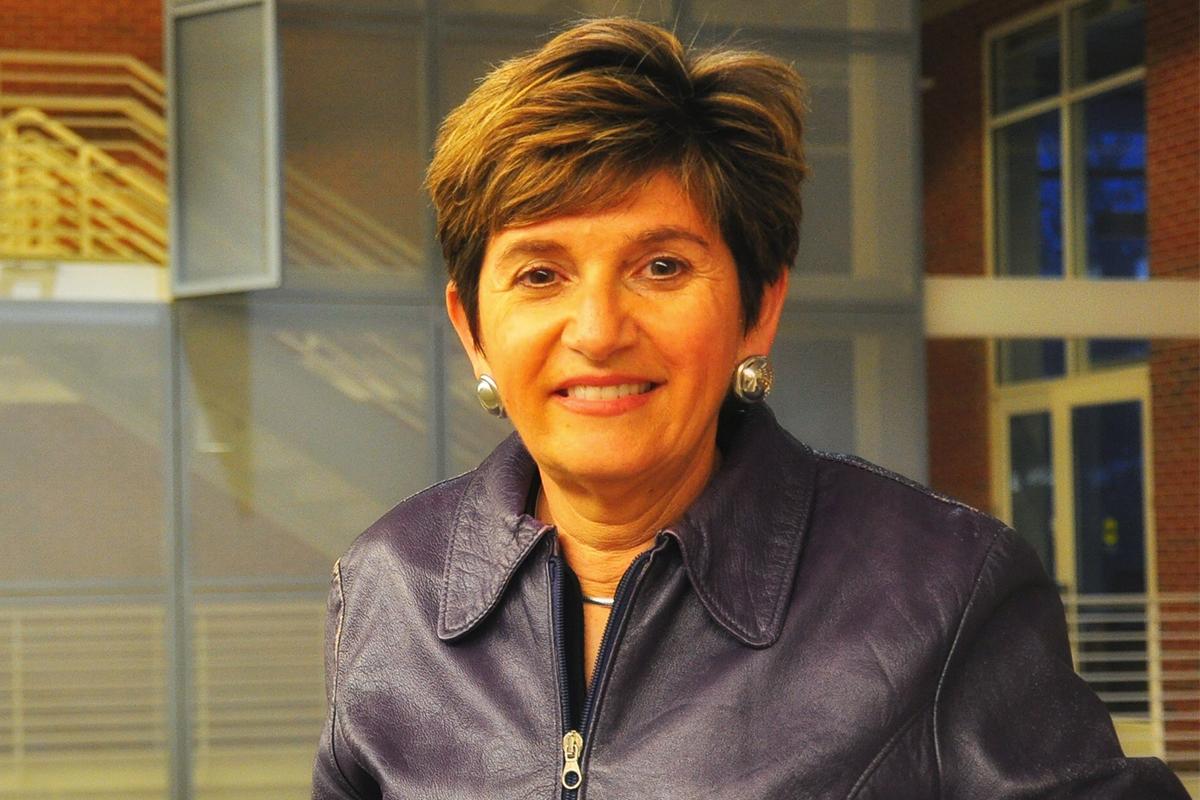 Professor Kathryn Anthony