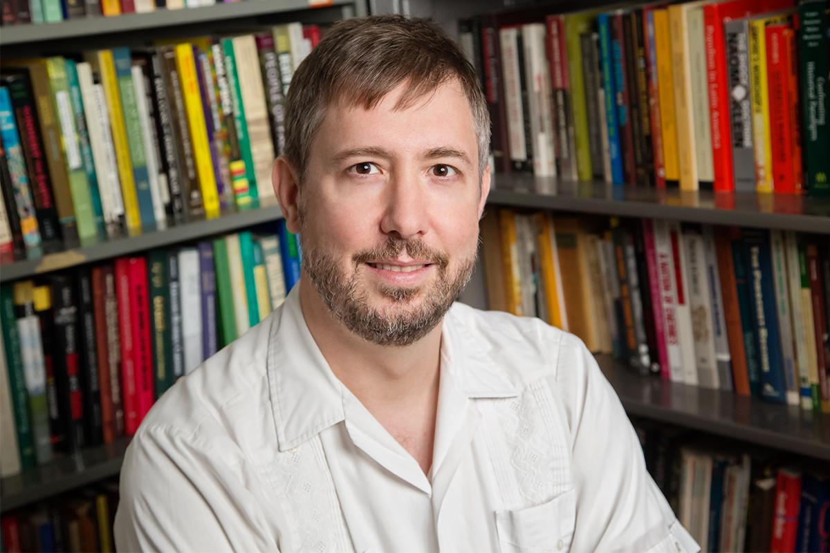Professor Jerry Davila