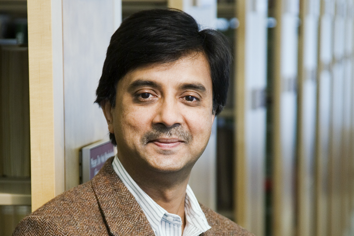 Photo of Madhu Viswanathan, the Diane and Steven N. Miller Professor in Business at the University of Illinois