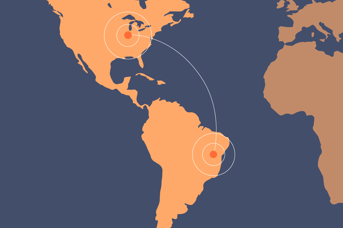 Connections between the University of Illinois and Brazil go back more than a century, and today involve a broad cross-section of academic disciplines. Recent and ongoing research collaborations number more than 90 and involve dozens of the country's higher education institutions and research institutes.