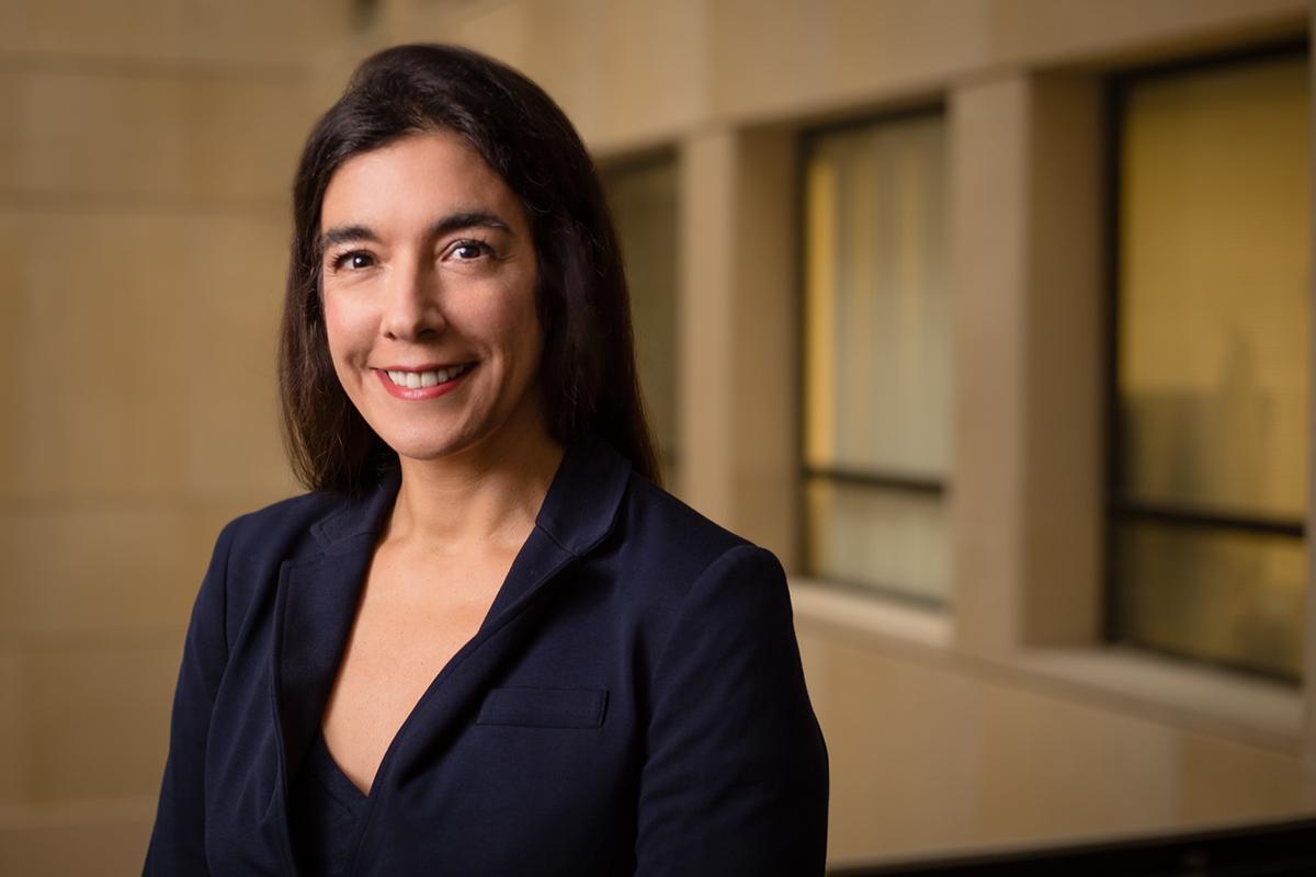 Photo of U. of I. psychology professor Dolores Albarracin