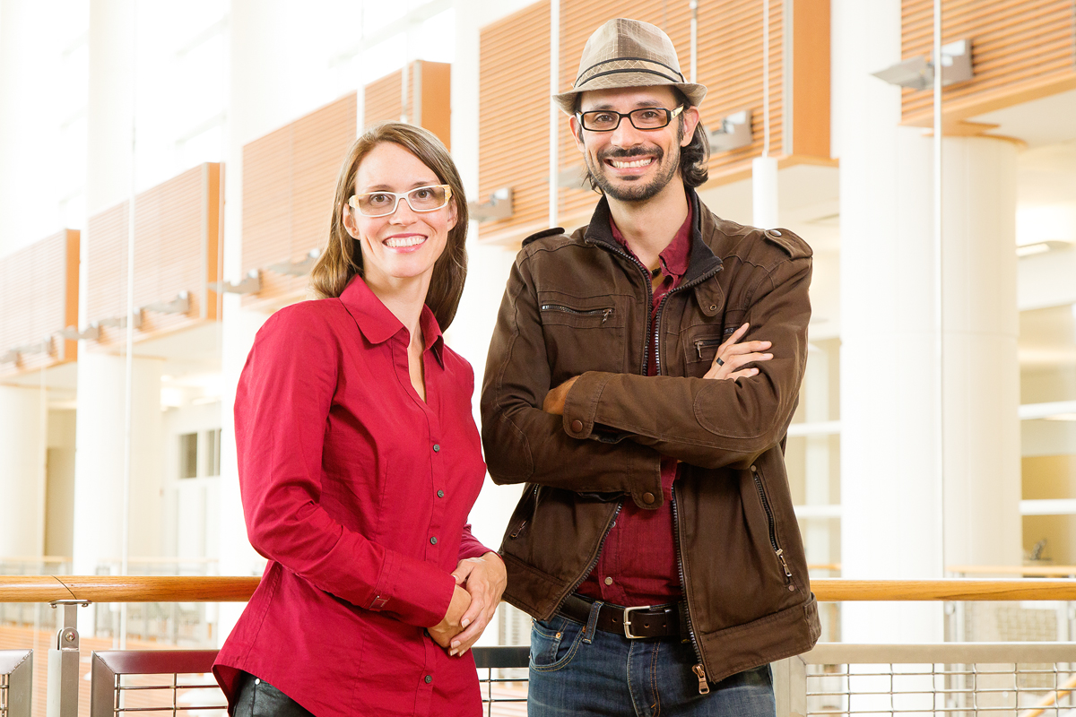 University of Illinois psychology professors Simona Buetti and Alejandro Lleras found that as people's engagement with a task increases, their distractibility tends to go down.