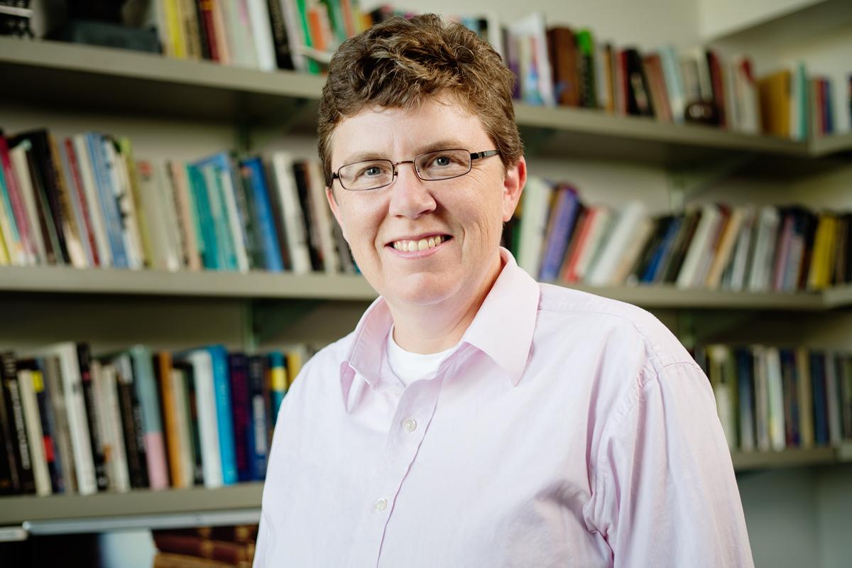 sociologist Monica McDermott