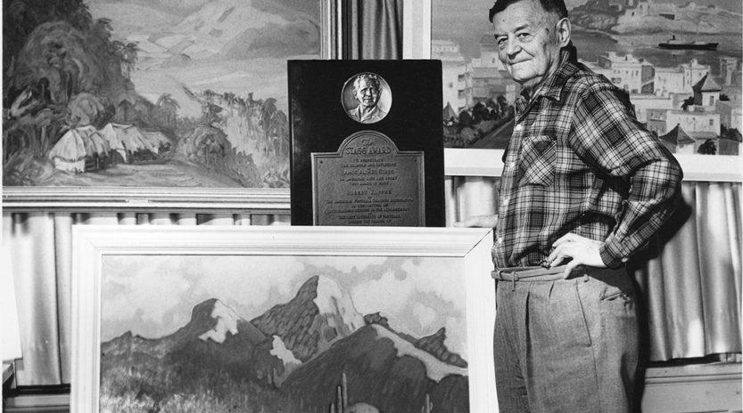 Bob Zupke, artist and coach.