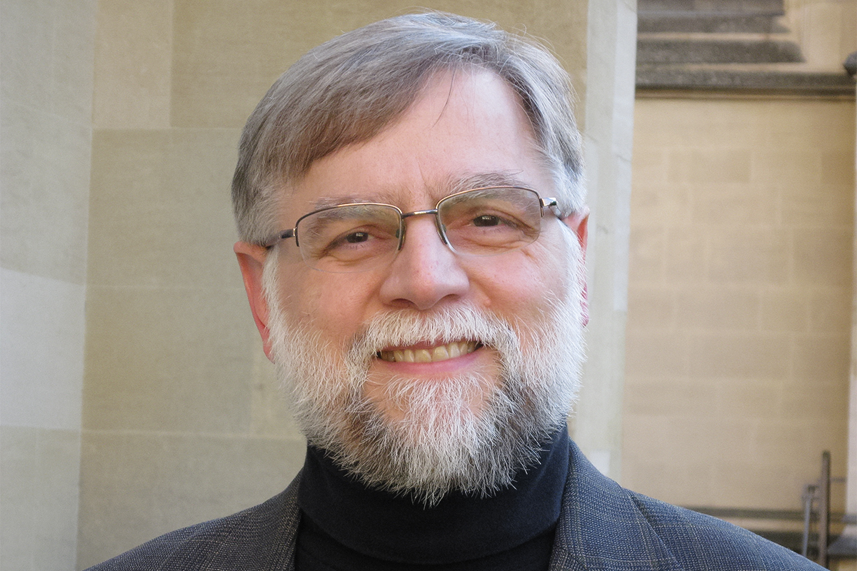 Martin Camargo, a professor of English and associate dean in the College of Liberal Arts and Sciences at Illinois, has been appointed the college's interim dean.