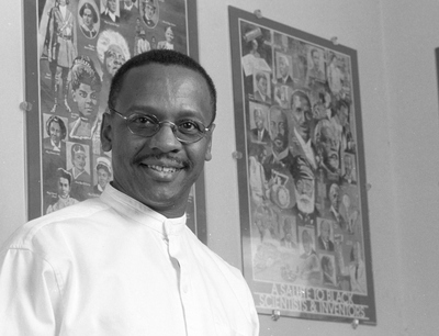 Nathaniel Banks is the director of the African American Cultural Program. He has been involved with the program since its inception 30 years ago, first as a student playing in its band, as a graduate program assistant, as its assistant director and then as the director since 1997.