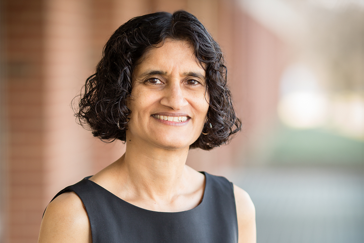 Photo of Suja A. Thomas, the Peer and Sarah Pedersen Professor of Law at Illinois