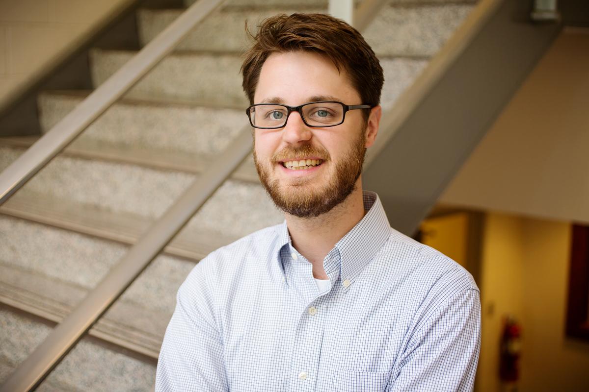 Photo of U. of I. labor professor Richard Benton