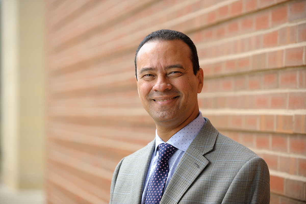Photo of U. of I. business professor and branding expert Carlos J. Torelli