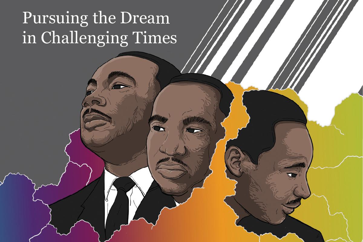 2017 Martin Luther King Jr  celebration ponders 'challenging