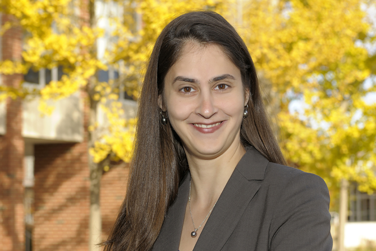 Photo of U. of I. law professor Lesley Wexler