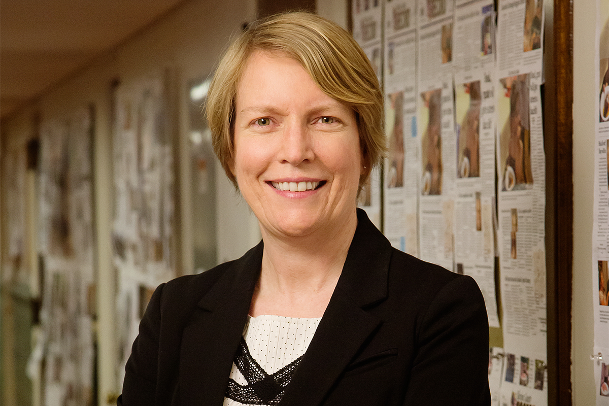 Professor Stephanie Craft