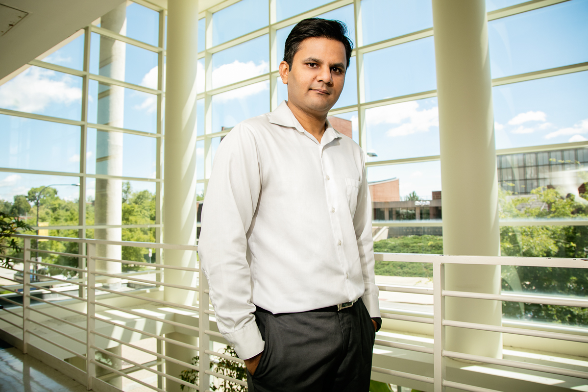 Illinois professor Prashant Jain's research group found that ultrasmall nanoclusters of copper selenide could make superionic solid electrolytes for next-generation lithium-ion batteries.