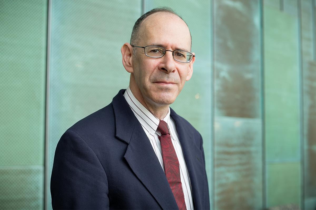 Professor Sheldon Jacobson