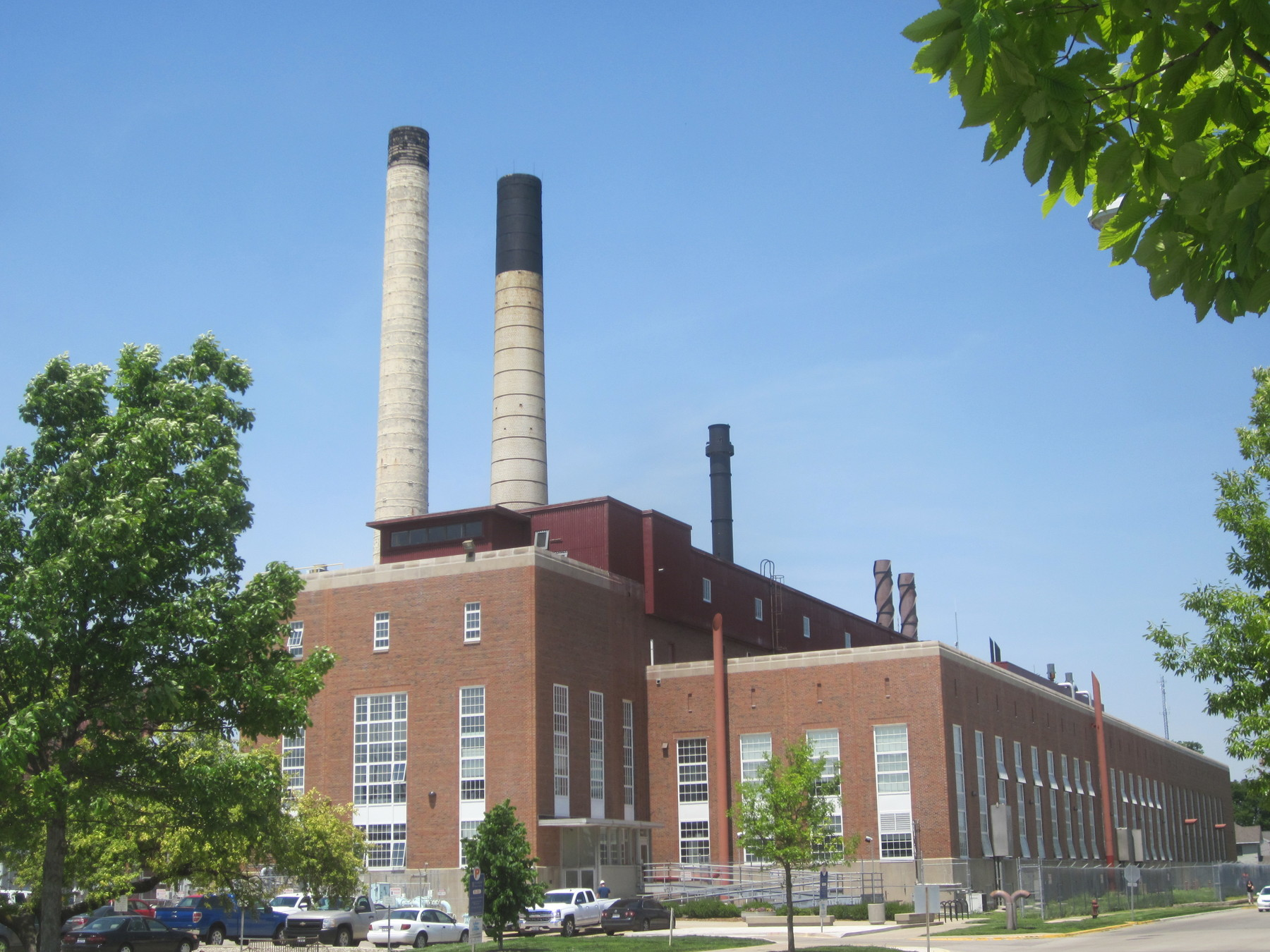 Abbott Power Plant