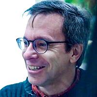 Headshot of Stephen Andrew Taylor