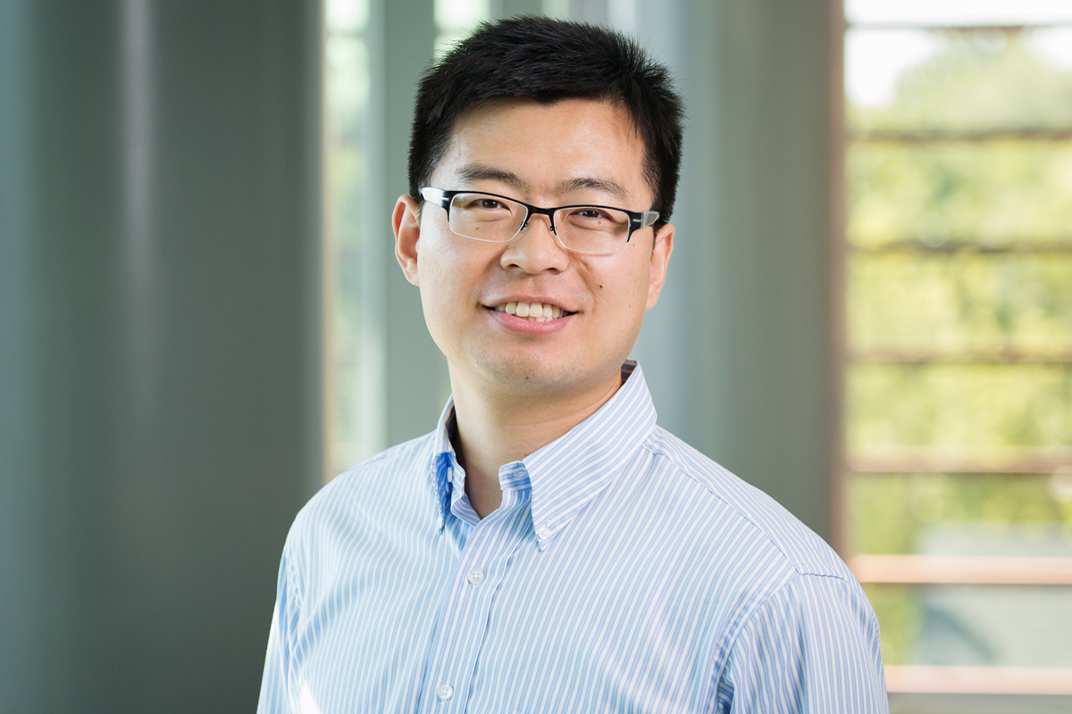 Geology professor Lijun Liu co-authored a study about the unique geology of the Tibetan Plateau and how it may be controlled by the variable strength of the tectonic plates whose collision prompted its uplift.