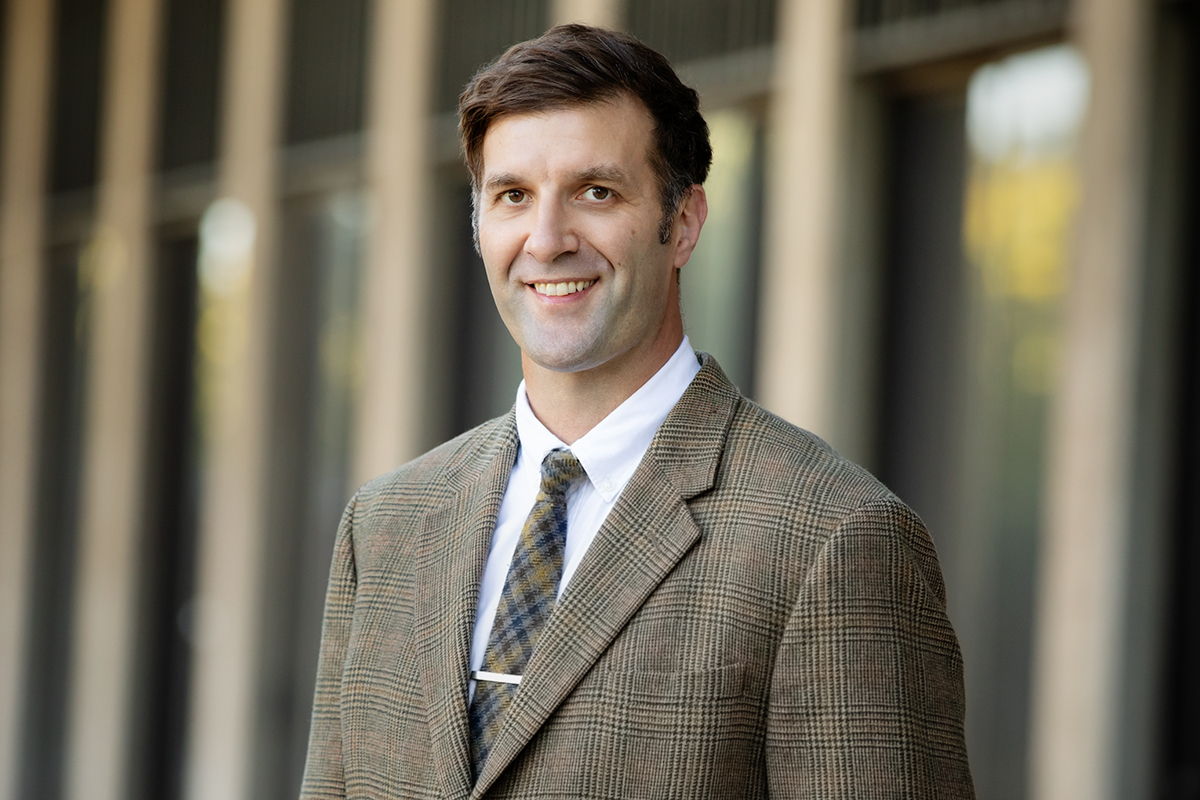 Photo of education professor Jon Hale