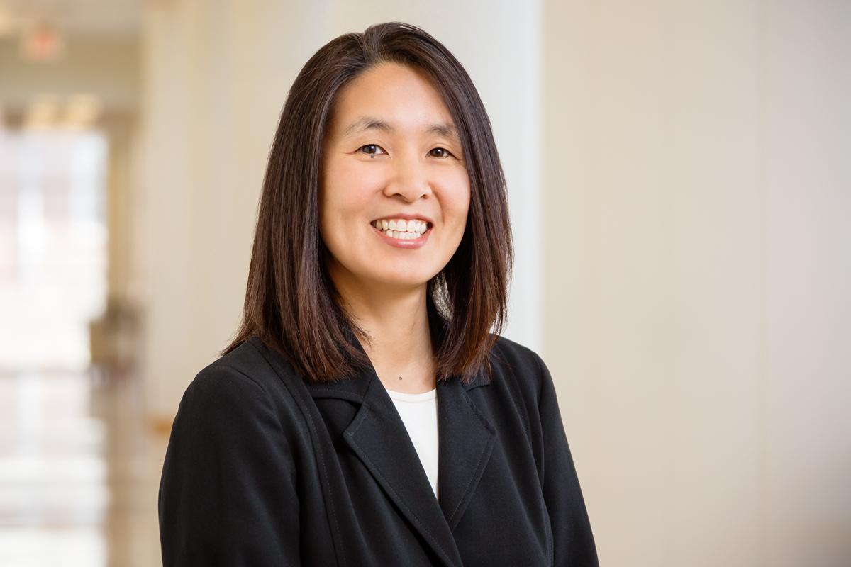 Professor Wendy Tam Cho