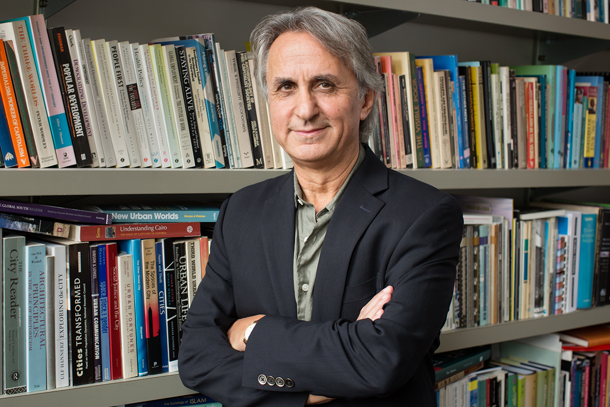 U. of I. sociology professor Asef Bayat has made a career of studying political and social movements in the Middle East and now he's taken a look at the Arab Spring and its aftermath, as well as the nature of revolution itself.