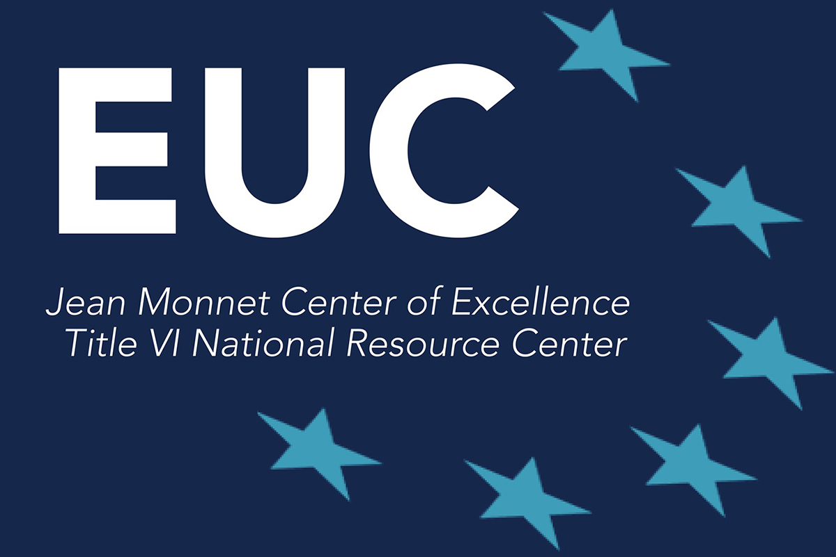 The European Union Center at the U. of I. hosts the annual EU Day.
