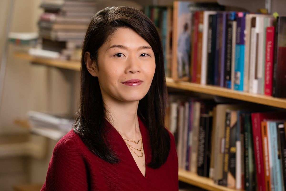 Illinois history professor Ikuko Asaka's new book details how ideas of matching different races with different climates played a significant role in efforts to move freed blacks off the North American continent.