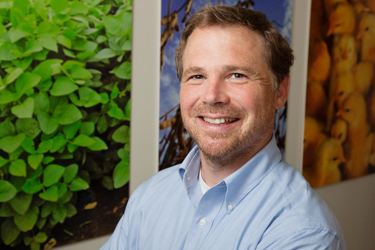 Professor Craig Gundersen