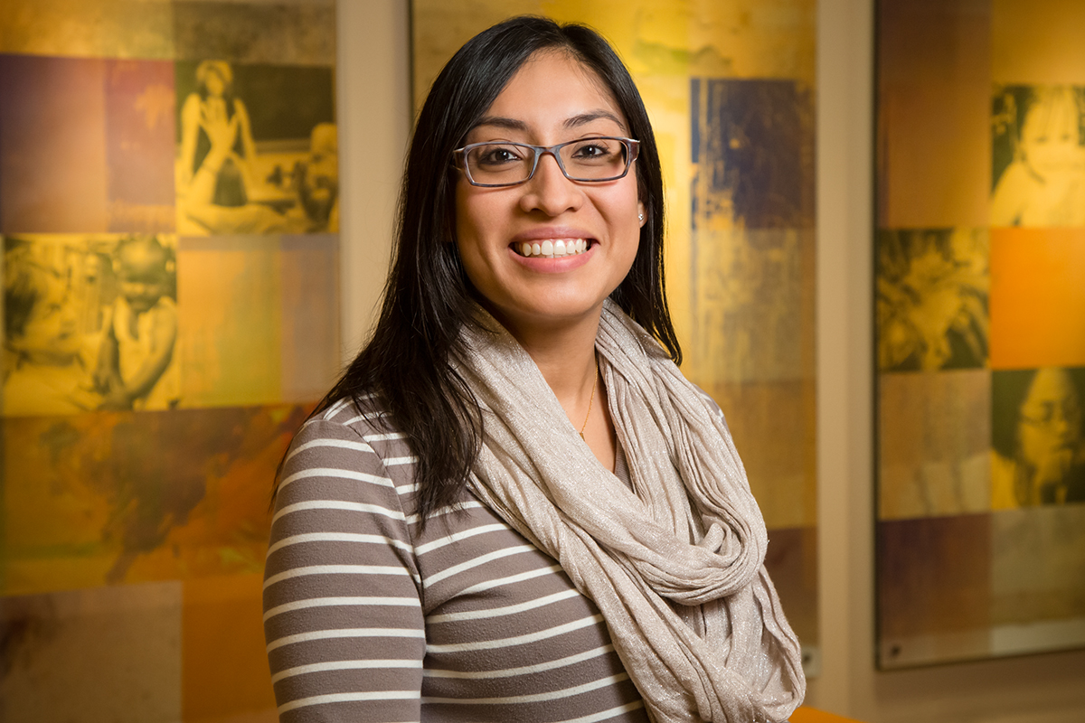 Latinos who are the most optimistic are more likely to have healthy hearts, suggests a new study led by University of Illinois social work professor Rosalba Hernandez.