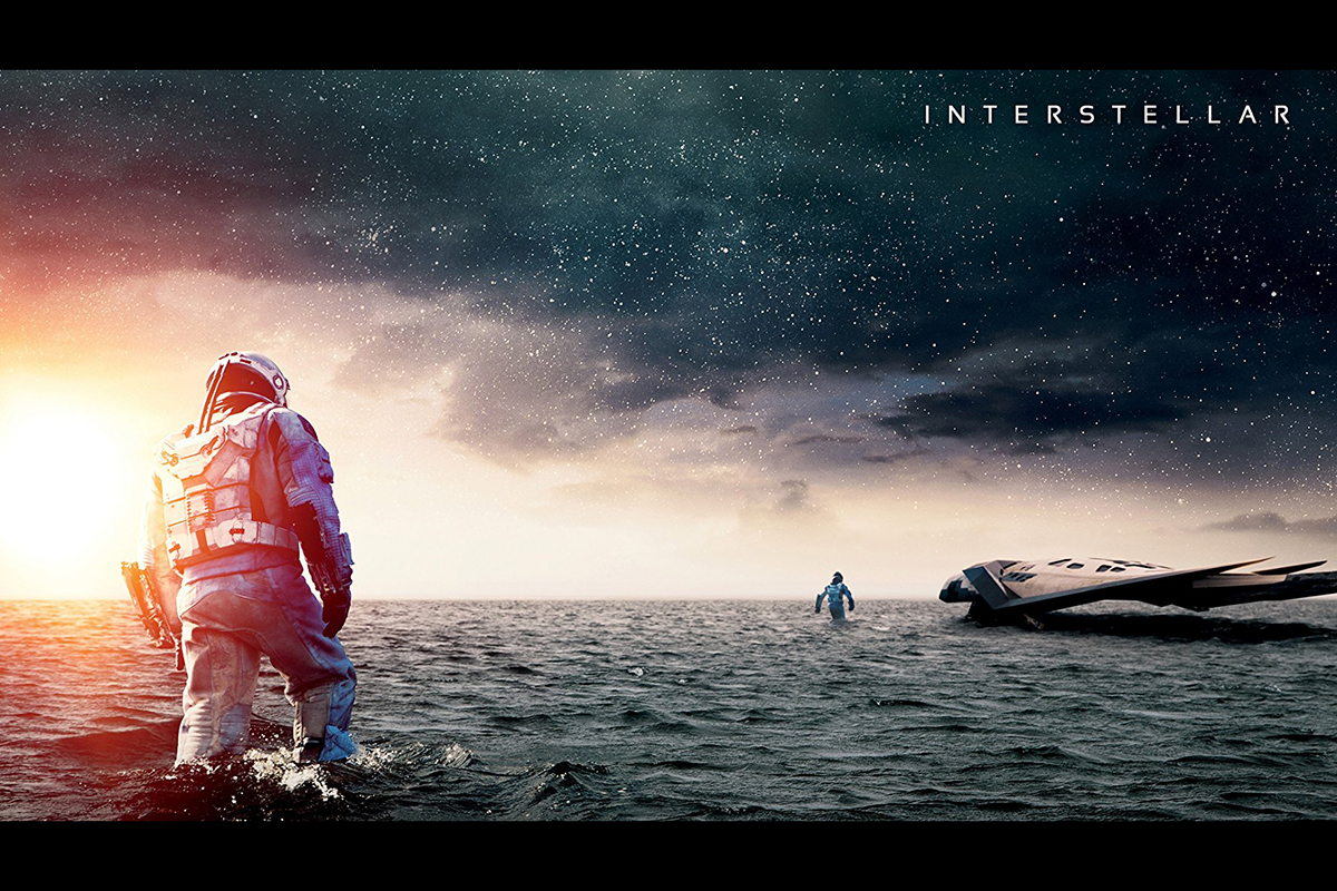 """Interstellar"" in 70mm will be among the dozen films shown at the 20th annual ""Ebertfest."""