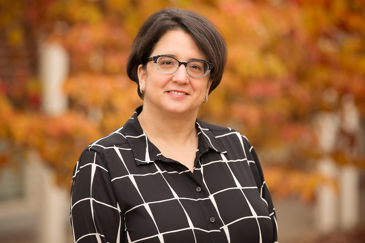 Photo of U. of I. labor and employment relations professor Emily E. LB. Twarog.