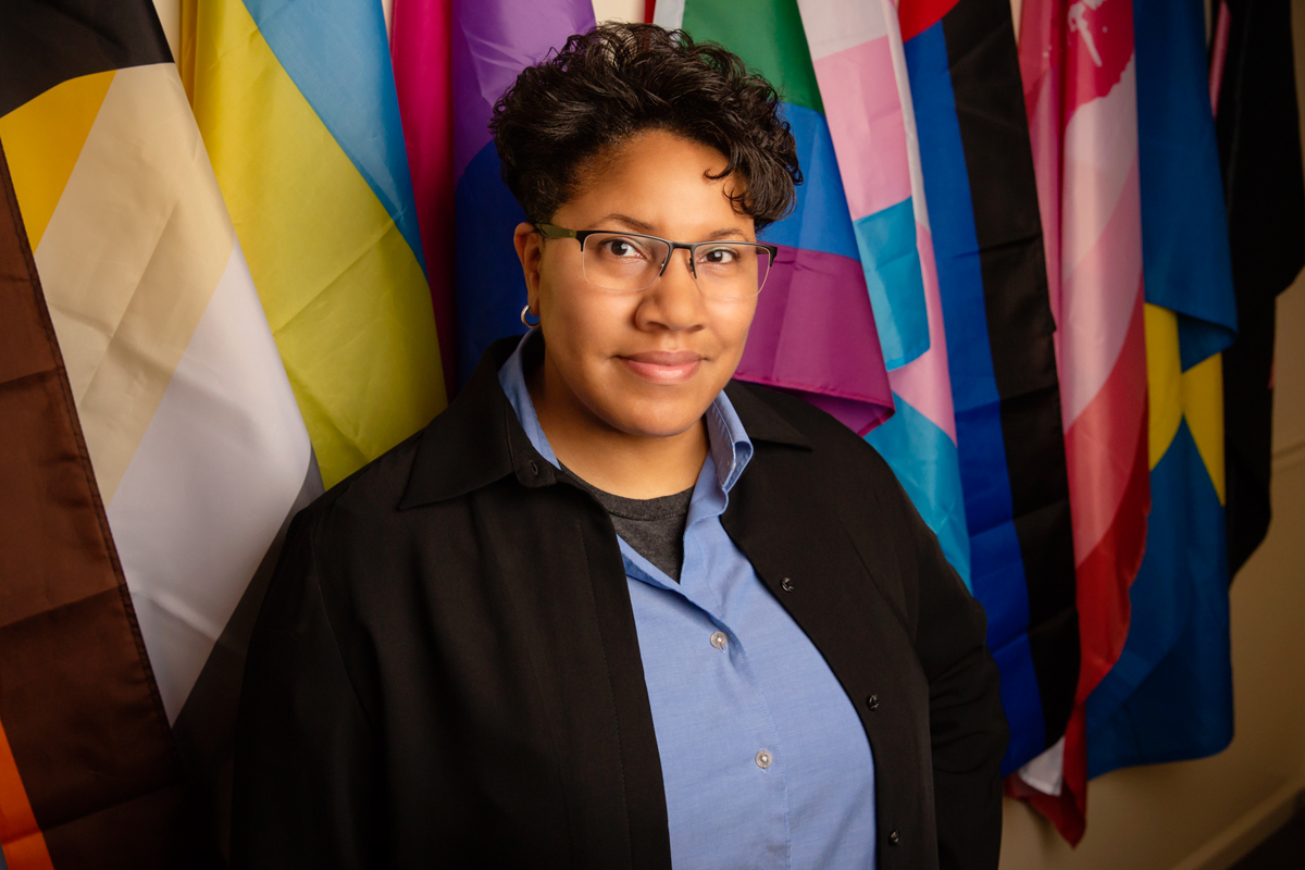 If enacted, a bill now in the Illinois Legislature could have a transformative effect on history curricula  and on youths  in Illinois public schools, according to Leslie K. Morrow, the director of the Lesbian, Gay, Bisexual and Transgender Resource Center at the University of Illinois.