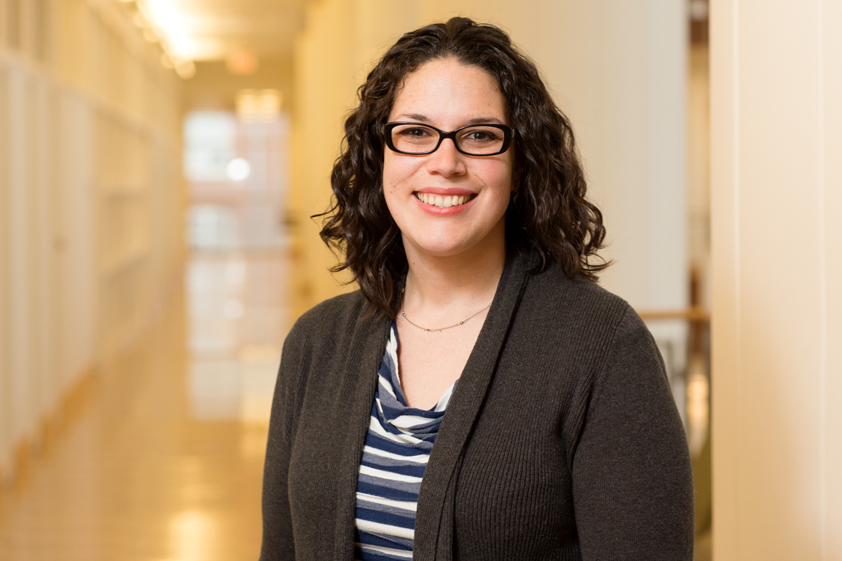 Illinois political scientist Alicia Uribe-McGuire studies the politics of judicial appointments.