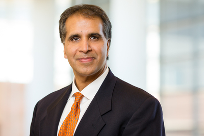 Photo of Vikram Amar, dean of the University of Illinois College of Law and the Iwan Foundation Professor of Law.