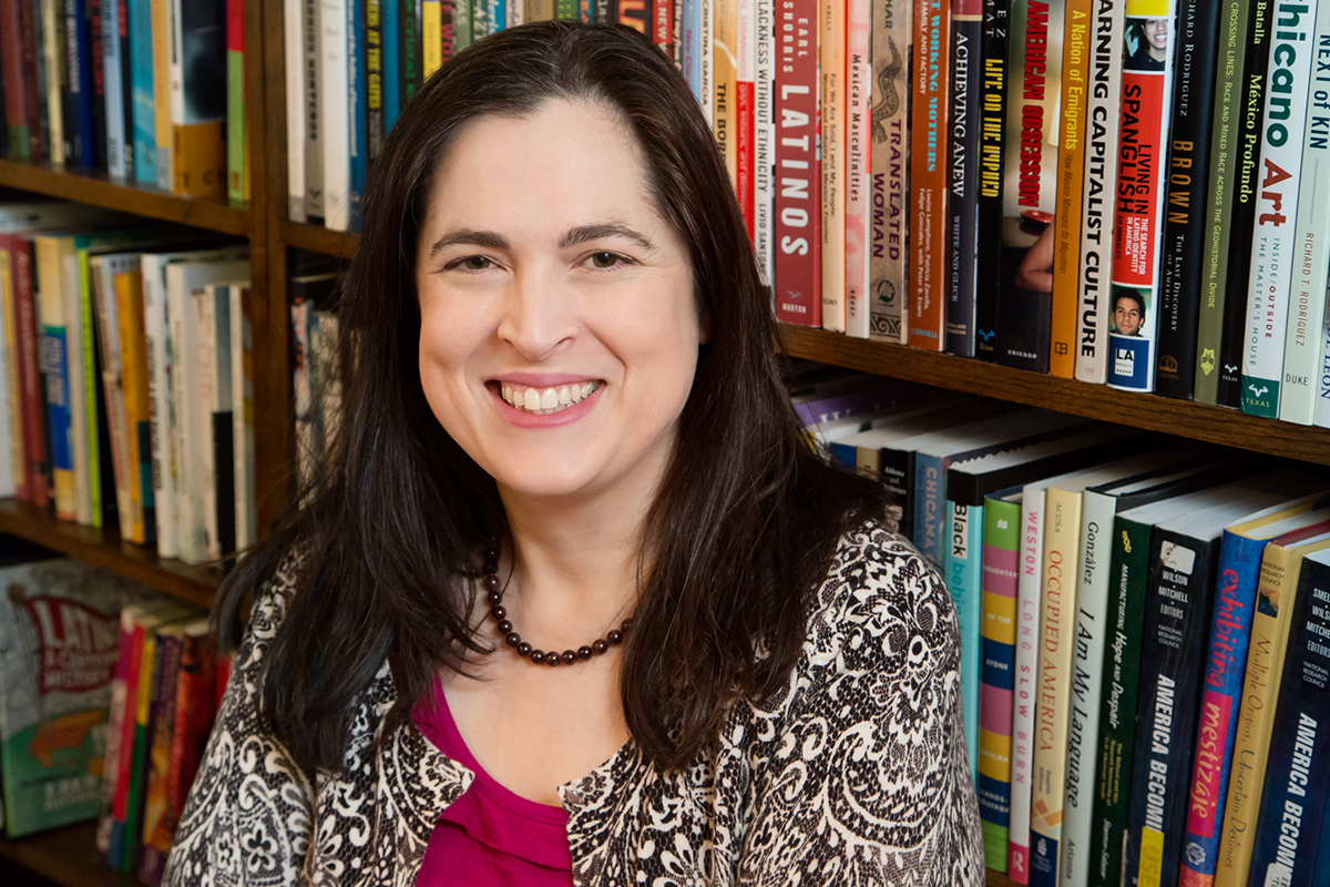 Latina/Latino studies professor Julie Dowling specializes in the study of racial and ethnic identity and is currently serving on a national advisory committee for the U.S. Census Bureau.