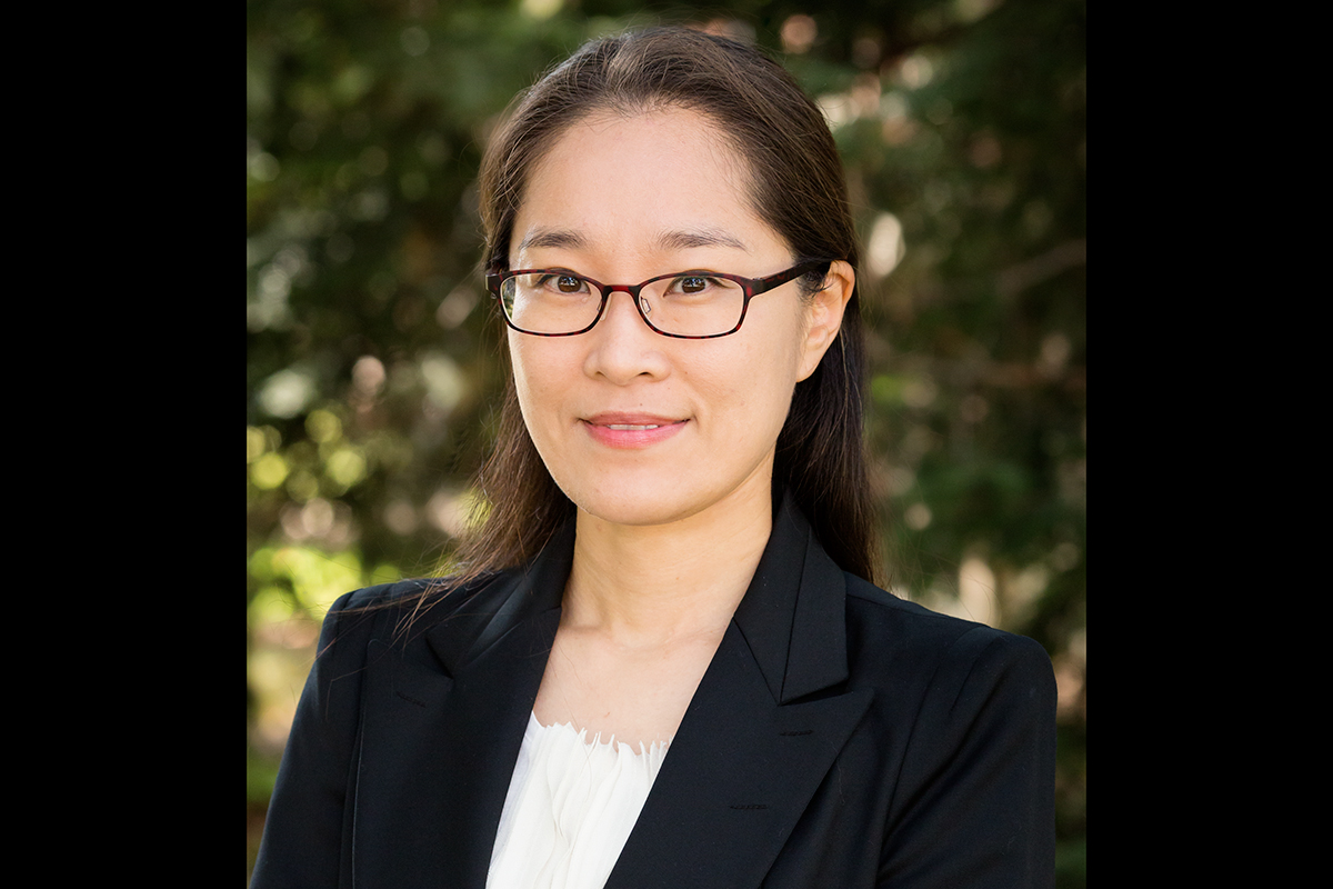 Photo of YoungAh Park, a professor of labor and employment relations at Illinois.