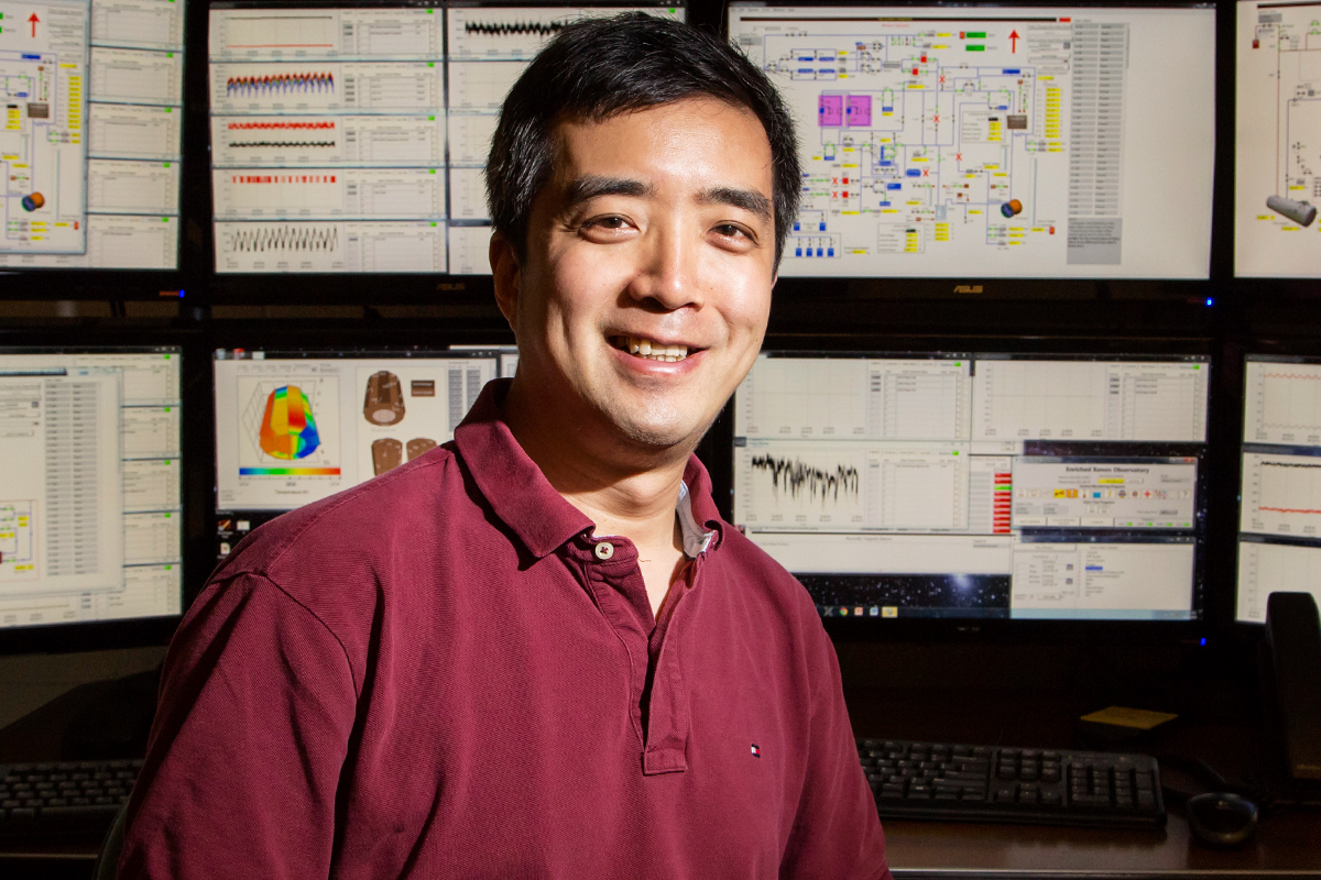 Illinois physics professor Liang Yang discusses the significance of the recent neutrino detection in Antarctica and what it means for the future of observational astronomy.