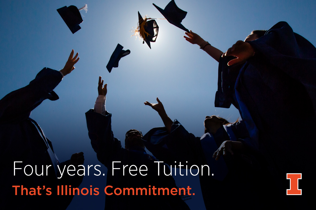 Illinois Commitment will help students from middle-income