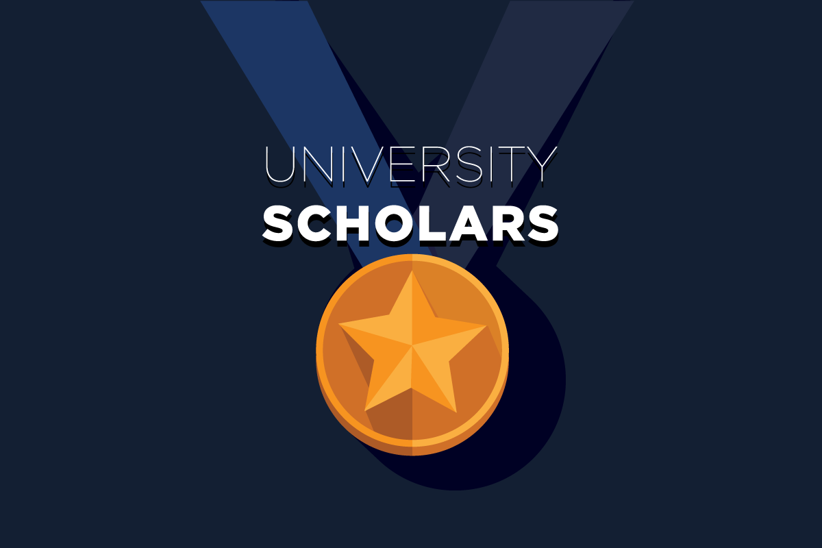 Five Urbana campus faculty members have been named University Scholars.