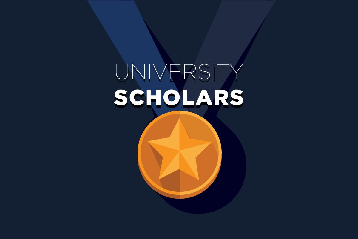 Five Urbana campus faculty members have been named University Scholars.