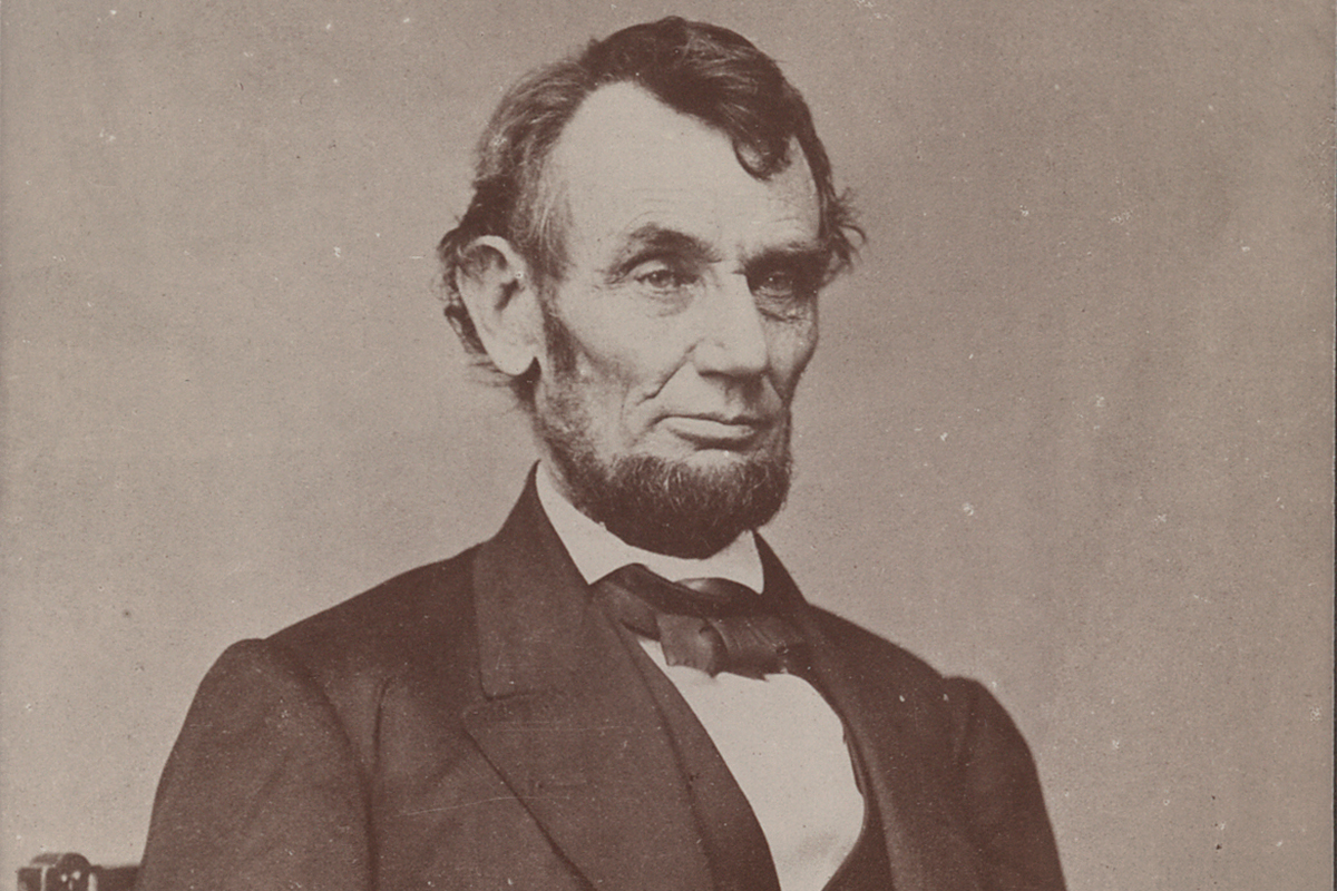 Abraham Lincoln will be the subject of the first lecture in a U. of I. series commemorating the states bicentennial.