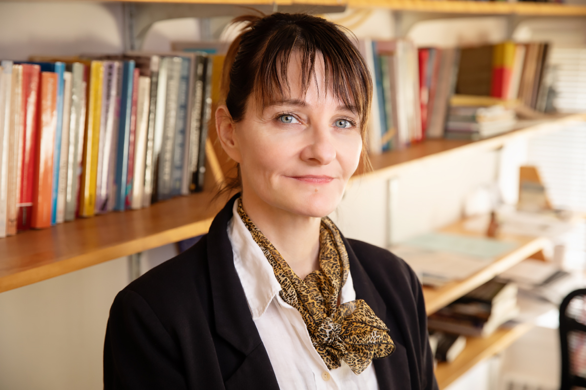 Anthropology professor Ellen Moodie has been sought out in asylum cases from Central America due to her expertise on El Salvador and its violence.