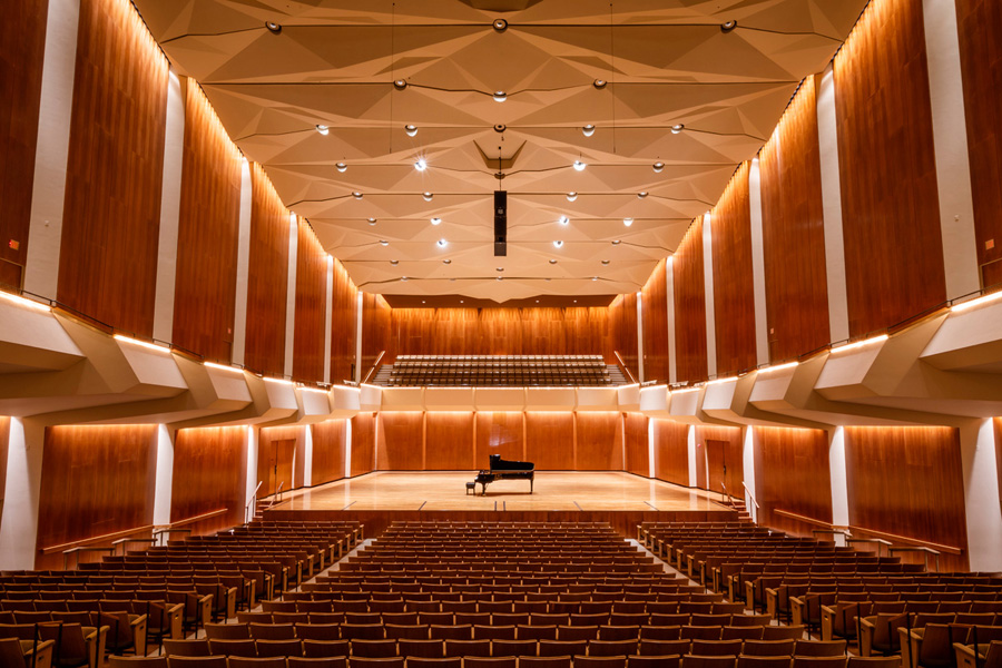 Image result for krannert center for the performing arts