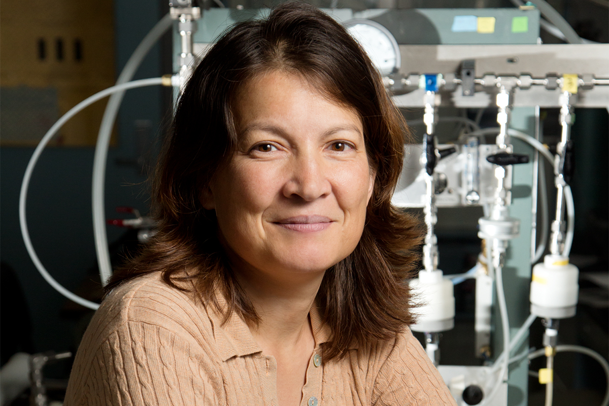 il and environmental engineering professor Tami Bond is part of a team modeling the impact of the freight industry on human health and the eniviroment.