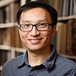 Portrait of astronomy professor Yue Shen, who led the study.
