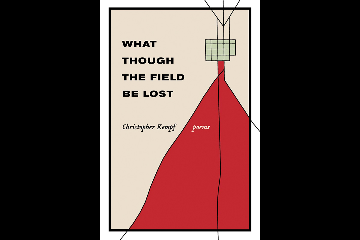 """Book cover for """"What Though the Field Be Lost"""""""