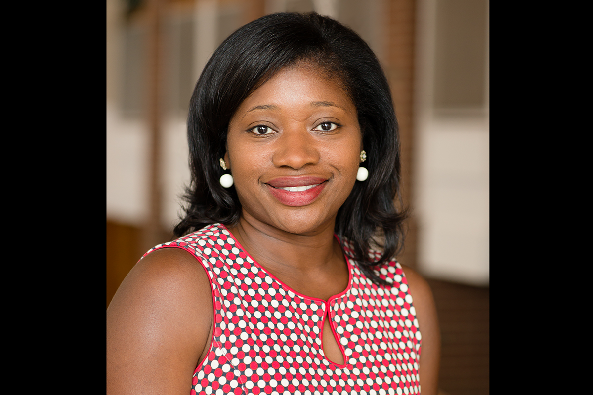 Photo of Margareth Etienne, a professor of law at Illinois.