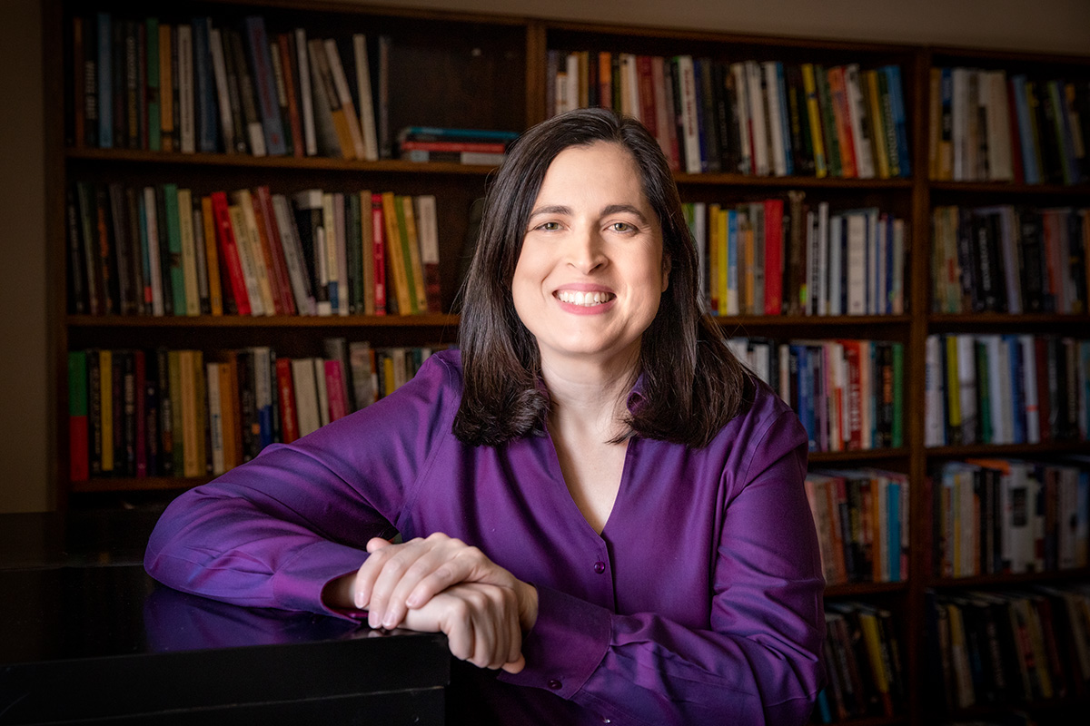 Latina/Latino studies professor Julie Dowling co-chairs a national advisory committee for the U.S. Census Bureau.