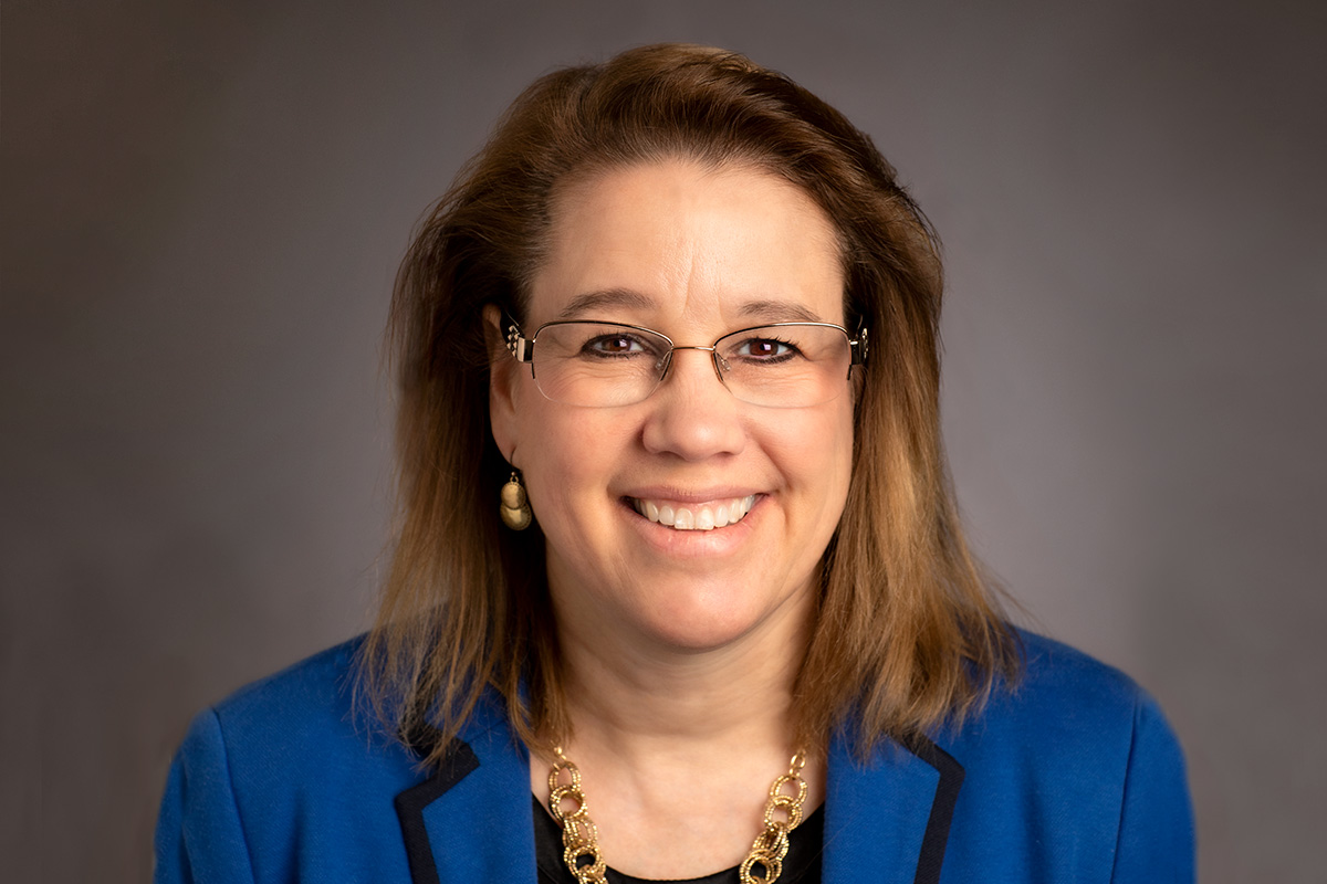 Susan Martinis named vice chancellor for research and innovation