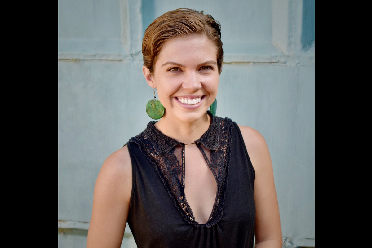 Illinois alumna Katherine Pollman was selected as a Schwarzman Scholar.